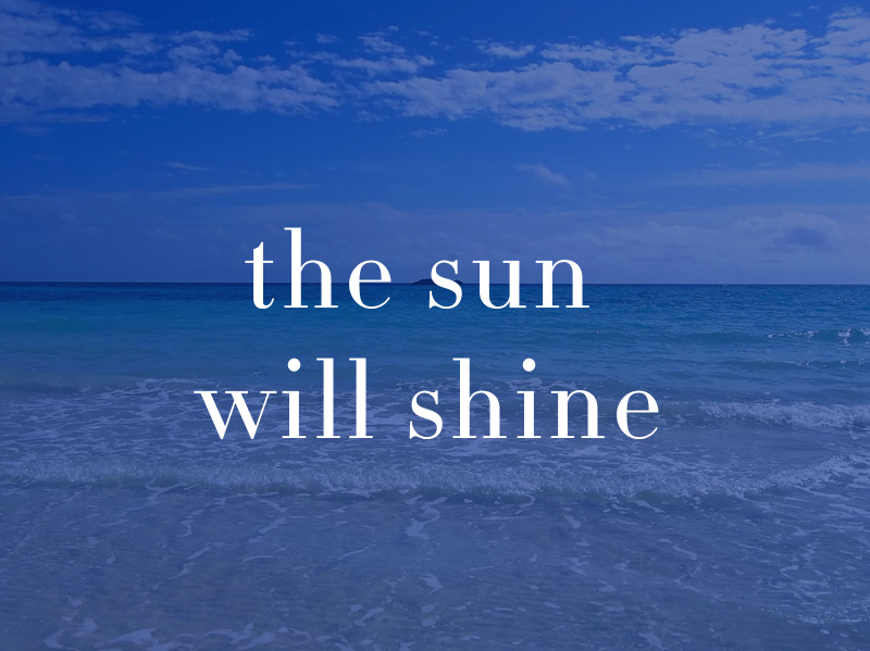 The Sun Will Shine Mark Johnson Guitar Music Dream Motifs